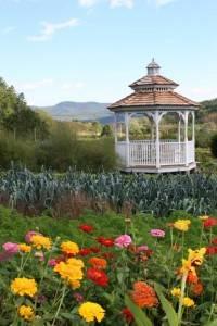 Karmê Chöling Garden Gazebo