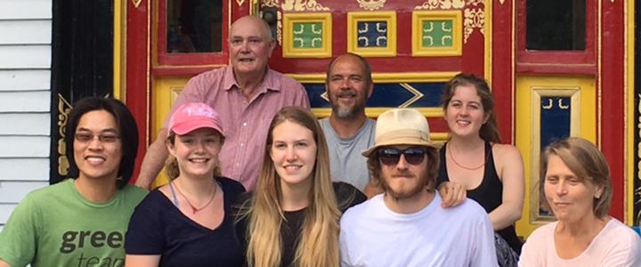 Karmê Chöling Summer Volunteer Program