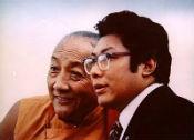 Khyentse RInpoche and Trungpa Rinpoche