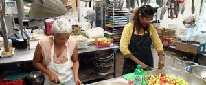 Karme Choling kitchen