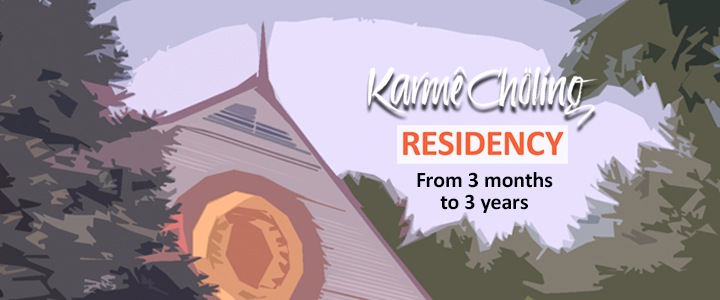 Karme Choling Residency