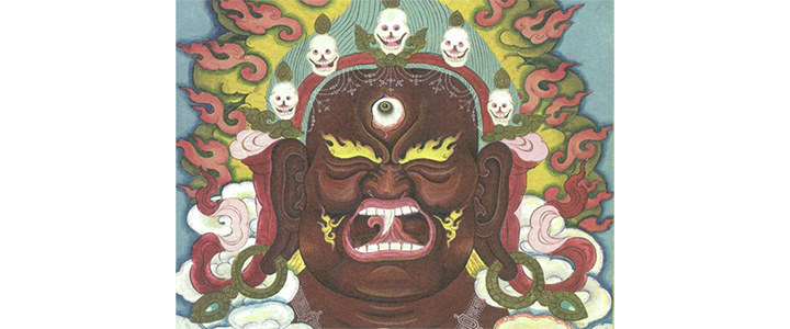Ekajati, Queen of the Mamos
