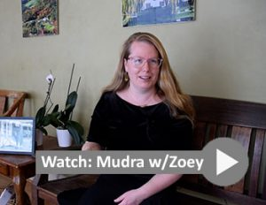 Zoey Moyle vid on Mudra Space Awareness at Karme Choling.