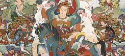 Gesar: Rousing Life Force in the Midst of Obstacles