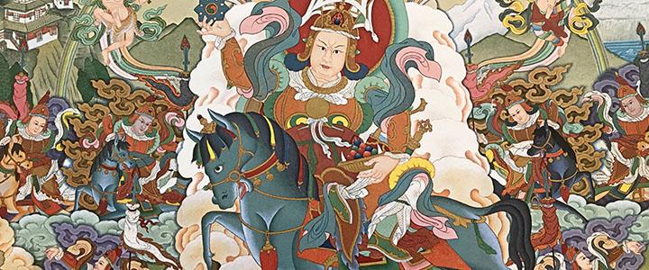 Gesar of Ling