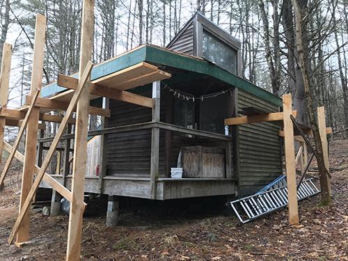 Solitary Retreat Cabin upgrade