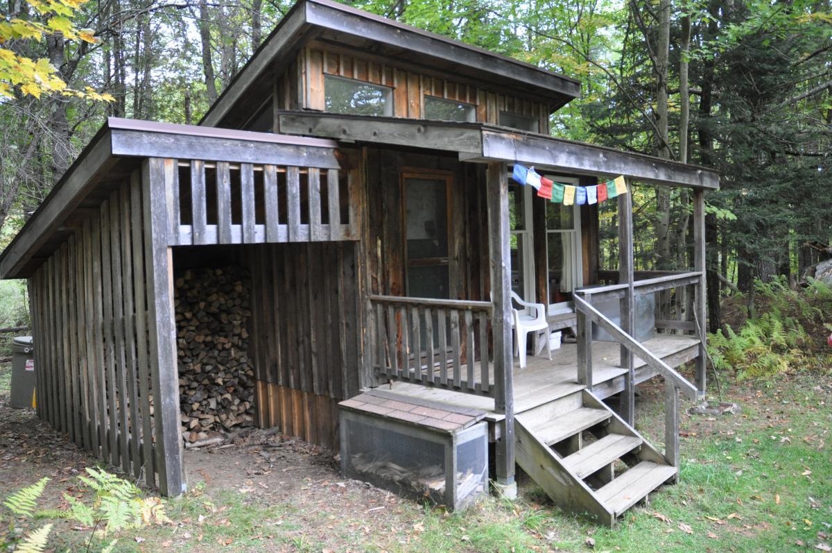 Solitary Retreat Cabin: Nirmanakaya