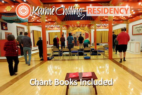 Chant Books included