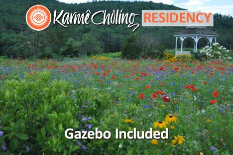 Gazebo Included