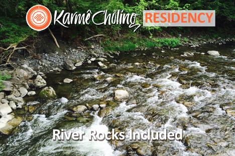 River Rocks included